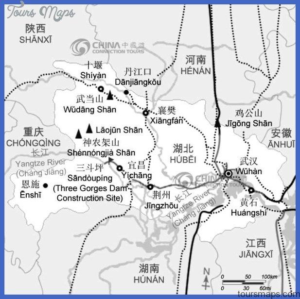 jingzhou map  0 Jingzhou Map