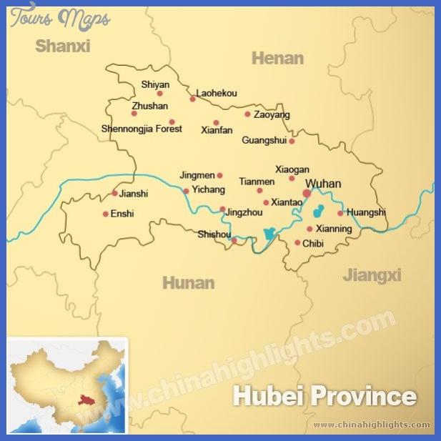 jingzhou map  26 Jingzhou Map