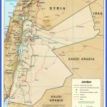 jordan map tourist attractions  7 150x150 Jordan Map Tourist Attractions