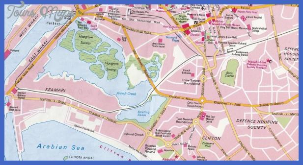 karachi subway map  0 Karachi Subway Map