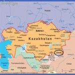 kazakhstan map3 150x150 Kazakhstan Map