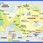 kazakhstan topographic map 150x150 Kazakhstan Subway Map