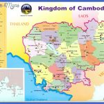 kingdom of cambodia ministry of tourism map 150x150 Cambodia Map