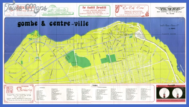 kinshasa map tourist attractions  0 Kinshasa Map Tourist Attractions