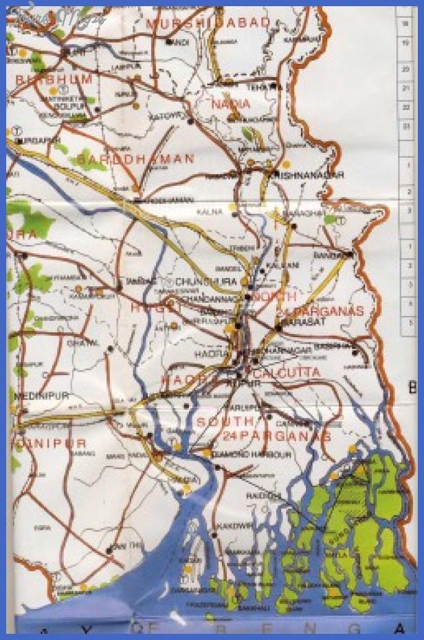 kolkata subway map  5 Kolkata Subway Map