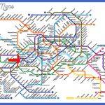 korea north subway map  1 150x150 Korea, North Subway Map