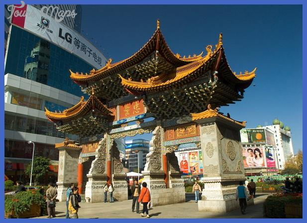 kunming travel  5 Kunming Travel