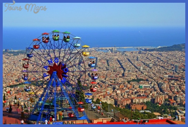 l tibidabo above barcelona papalars 15 07 07 cc301829 15 Best countries to visit with kids