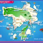 langkawi island travel map 150x150 Malaysia Map Tourist Attractions