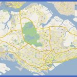 large detailed sg map 150x150 Singapore Map