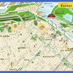 large detailed travel map of buenos aires city 150x150 Buenos Aires Map Tourist Attractions