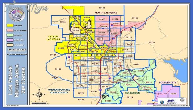 las vegas henderson zip code map Henderson Map