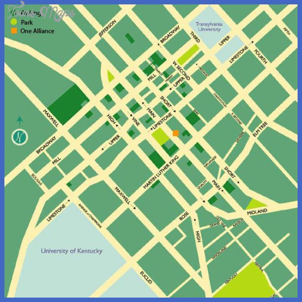 lexington fayette subway map  0 Lexington Fayette Subway Map