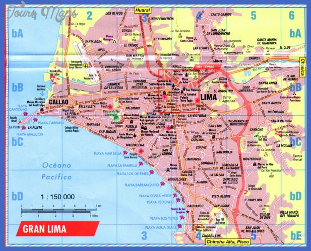 lima subway map  9 Lima Subway Map