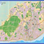 lisbon map 1 150x150 Lisbon Map Tourist Attractions