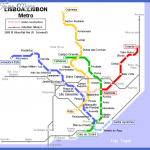 lisbon map metro 1 150x150 Lisbon Metro Map