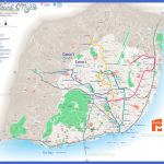 lisbon top tourist attractions map 02 metro subway underground tube transit line railway train rail station portela airport terminal high resolution 150x150 Lisbon Map Tourist Attractions