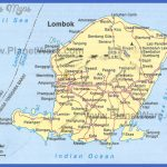 lombok map 150x150 Indonesia Map Tourist Attractions