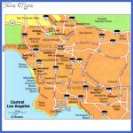 los angeles central map thumb 150x150 Los Angeles Map Tourist Attractions