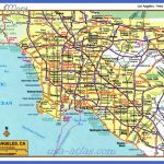 los angeles map  0 150x150 Los Angeles Map