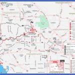 los angeles map tourist attractions  0 150x150 Los Angeles Map Tourist Attractions