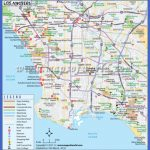 los angeles map building commercial area major road railway golf airport 1 150x150 Los Angeles Map Tourist Attractions