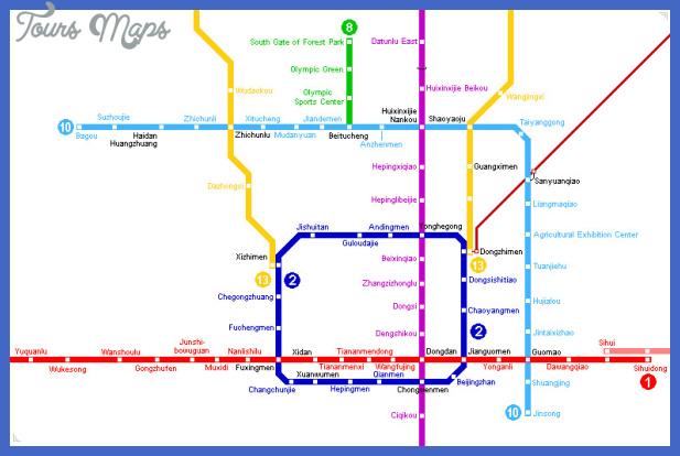 luoyang subway map  1 Luoyang Subway Map
