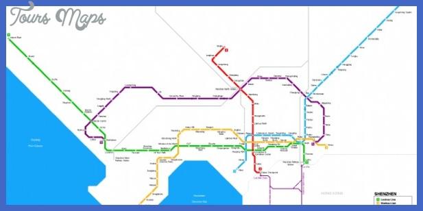 luoyang subway map  3 Luoyang Subway Map