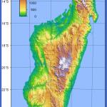 madagascar topography 150x150 Madagascar Map