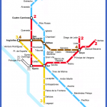madrid metro map 1951 150x150 Madrid Metro Map