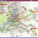 madrid transit map 150x150 Madrid Metro Map