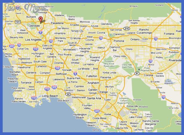 map 4 Riverside San Bernardino Map