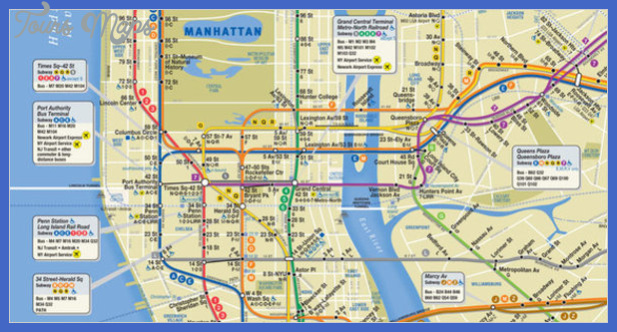 map articlelarge Riverside Subway Map