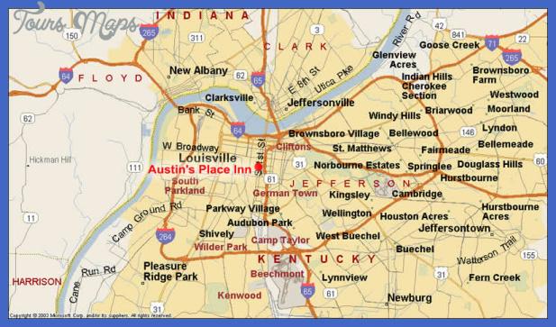 map city lg Loiseville Map