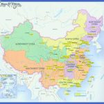 map of china  3 150x150 Map of China