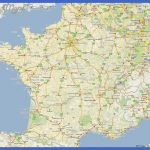 map of france 150x150 France Map Tourist Attractions