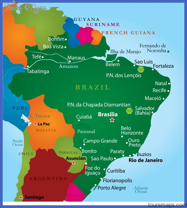Curitiba map toursmaps click on photos for next curitiba map gallery images gumiabroncs Image collections