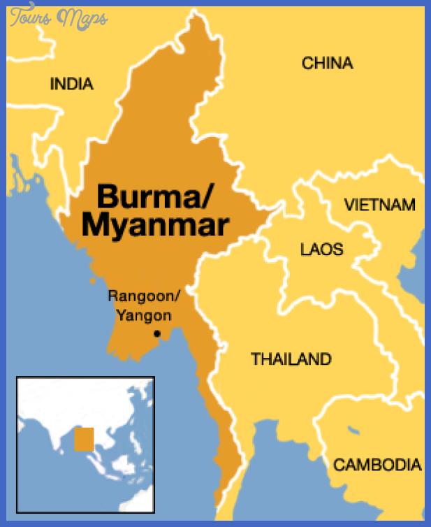 map burma Burma Map