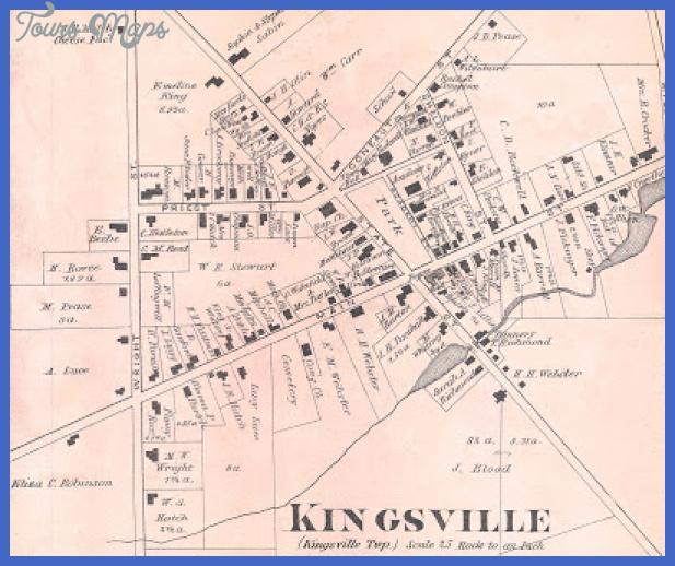 map kingsville Corpus Christi Subway Map