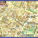 map of brussels 150x150 Brussels Subway Map