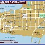 map of colonia del sacramento 150x150 Sacramento Map Tourist Attractions