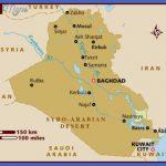 map of iraq 150x150 Iraq Map