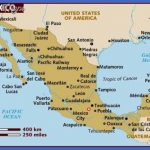 map of mexico 150x150 Mexico Map Tourist Attractions