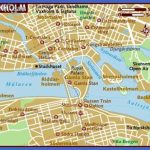 map of stockholm 150x150 Sweden Map Tourist Attractions