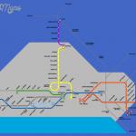 mapa metro napoles 150x150 Naples Subway Map