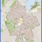 marrakech tourist map 150x150 Morocco Map Tourist Attractions
