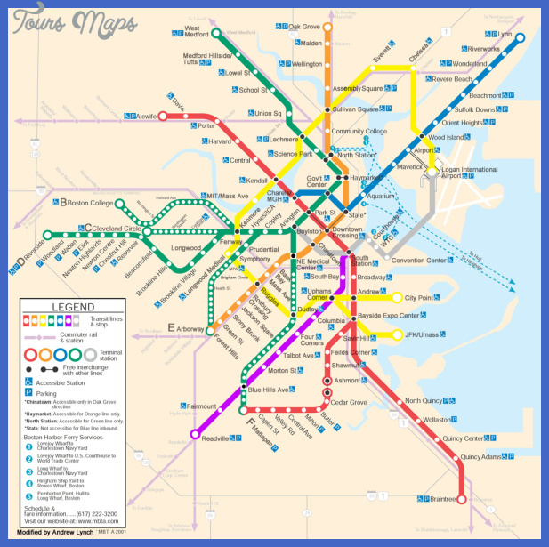 mbta future5 Riverside Subway Map
