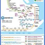 metro 4 150x150 Rio de Janeiro Metro Map