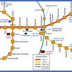 metro map bru2 150x150 Brussels Metro Map