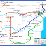metro rail map 150x150 Chennai Metro Map